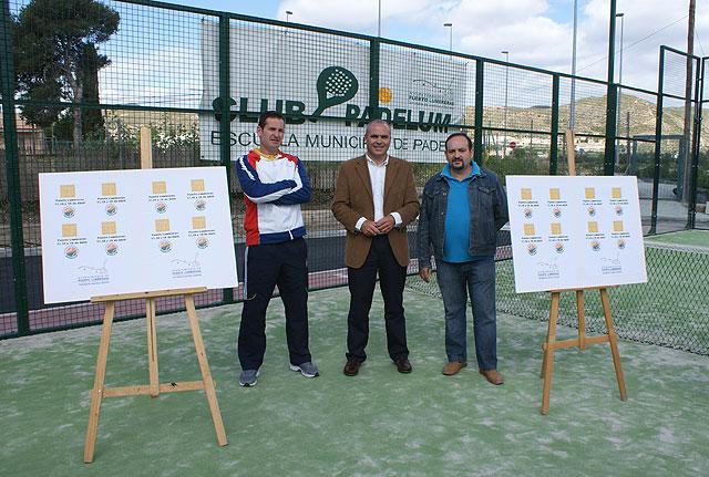 Puerto Lumbreras acoge el primer Open Pádel Cup 2009 - 1, Foto 1