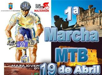 Inscr�bete en la 'I Marcha Mountain bike'