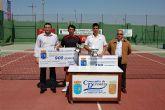 """Las Torres de Cotillas acoge a más de 60 jugadores en su """"V Open Nacional de Tenis"""""""