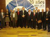 La Unión rinde un sentido homenaje a la corporación municipal de 1979