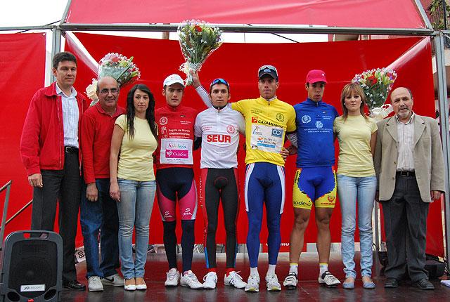 La 2ª Etapa de la XXVIII Vuelta Ciclista a Cartagena Vuelta Elite Sub-23 a la Región de Murcia se celebró en la localidad, Foto 1