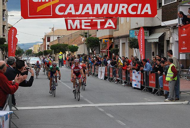 La 2ª Etapa de la XXVIII Vuelta Ciclista a Cartagena Vuelta Elite Sub-23 a la Región de Murcia se celebró en la localidad, Foto 3