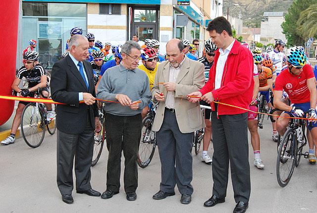 La 2ª Etapa de la XXVIII Vuelta Ciclista a Cartagena Vuelta Elite Sub-23 a la Región de Murcia se celebró en la localidad, Foto 4