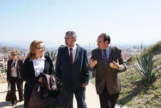 La comisión de seguimiento del Plan de Dinamización Turística acuerda inversiones cercanas a los 2 millones de euros para el desarrollo turístico en 2009 - 2, Foto 2