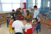 """Los niños, protagonistas de los talleres conmemorativos del """"Día del Libro"""""""