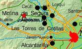 Un terremoto de 1,9 grados de magnitud hace temblar el noreste de Campos del Río