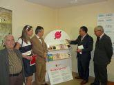 Cultura promueve el 'bookcrossing' en Molina de Segura con motivo del Día del Libro