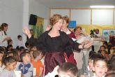El CEIP Nuestra Señora del Carmen comienza su semana de actividades del Día del Libro