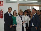 Un nuevo Centro de Estancias Diurnas ofrece 30 plazas para personas mayores y enfermos de Alzheimer en Beniel