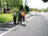 Obras Públicas invierte seis millones de euros para mejorar los accesos a Abanilla