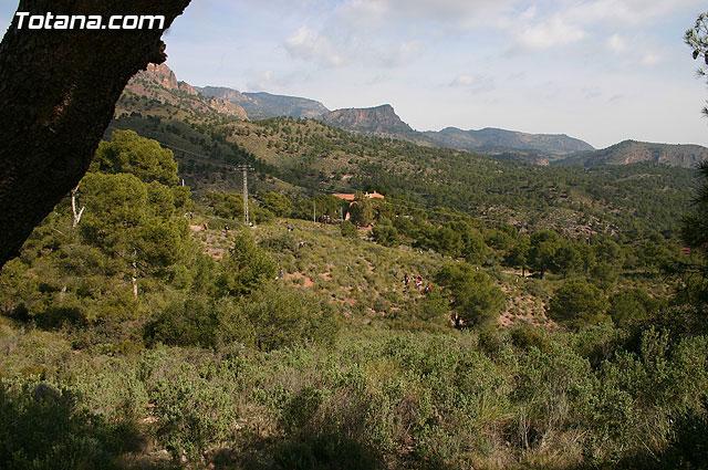 Patrimonio Natural informa a los agricultores de Sierra Espuña sobre las actuaciones para la corrección de tendidos eléctricos peligrosos, Foto 1