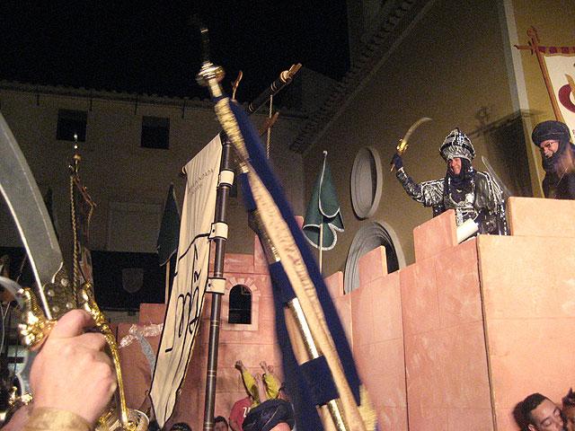 """Cámara arenga a las tropas moras para que invadan Cieza y """"que en pie no quede nada, que le recuerde al infiel"""" - 2, Foto 2"""