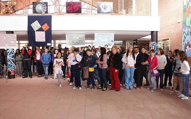 XX Olimpiada Matemática de la Región de Murcia en Puerto Lumbreras, Foto 2