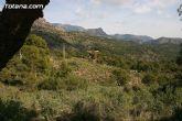 Patrimonio Natural informa a los agricultores de Sierra Espuña sobre las actuaciones para la correcci�n de tendidos el�ctricos peligrosos