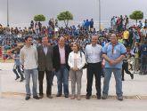 Más de 2.000 Scouts se reúnen en Puerto Lumbreras para festejar San Jorge