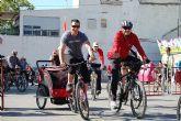 """La """"Semana para la prevención de la obesidad"""" torreña celebra una ruta cicloturista por el río Segura"""