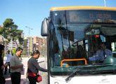 El PSOE exigirá al PP que deje en suspensión las medidas de restricción de horarios y variación de recorridos en las líneas de autobuses 7,12, 27 y 30
