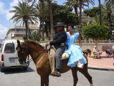 Santiago de la Ribera vive su Feria de Abril desde mañana hasta el próximo domingo