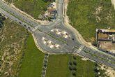 Valcárcel inaugura la variante que evitará el paso de más de 20.000 vehículos diarios por el centro de Sangonera La Verde