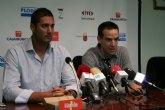 Presentación del III Campus CB Murcia 'Xavi Sánchez & Pedro Fernández'