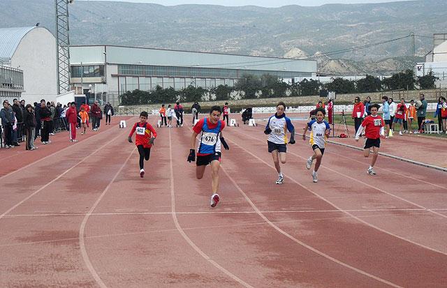 El atleta torreño Sergio Jornet, séxtuple campeón regional infantil, Foto 2