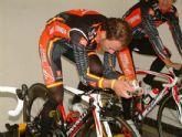 Alejandro Valverde, 3° en el prólogo de la Vuelta a Romandía
