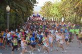 Más de mil atletas participaron en la II media maratón de Jumilla