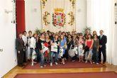 Estudiantes franceses visitan Cartagena con el Programa Comenius