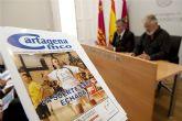 La revista Cartagena Cinco de Fútbol Sala cumple 100 números