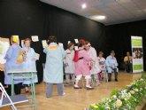 Cerca de un millar de personas asisten a la Muestra Regional de Teatro de Personas Mayores en Archena