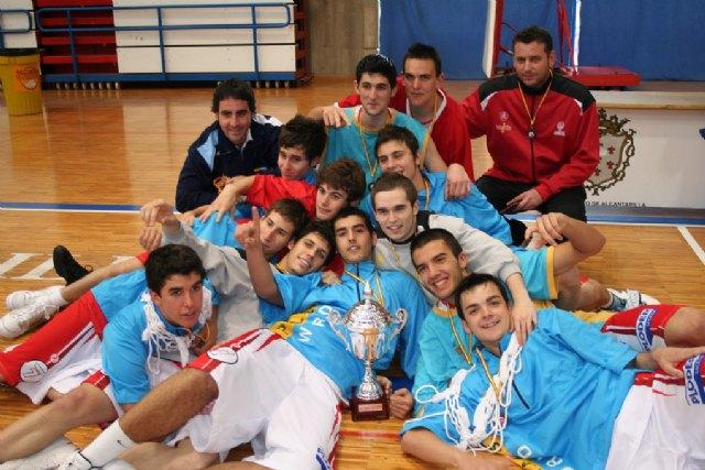 El CB Murcia se estrena con victoria en el sector junior - 1, Foto 1