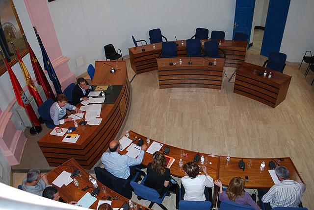 Los concejales de la oposición abandonan el Pleno municipal - 1, Foto 1
