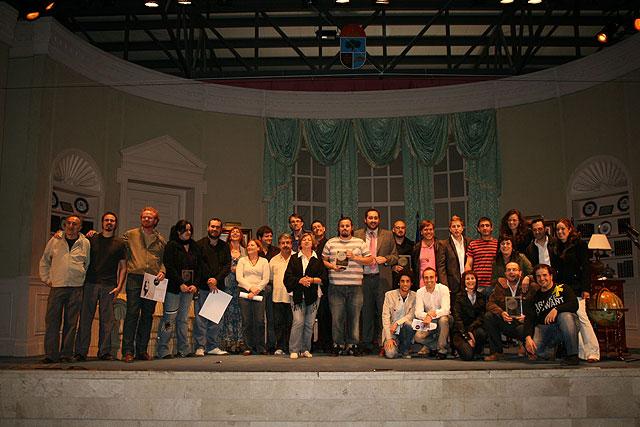 El Certamen Internacional de Teatro Amateur de Santomera –cita.- bajó el telón en el Auditorio Municipal - 2, Foto 2