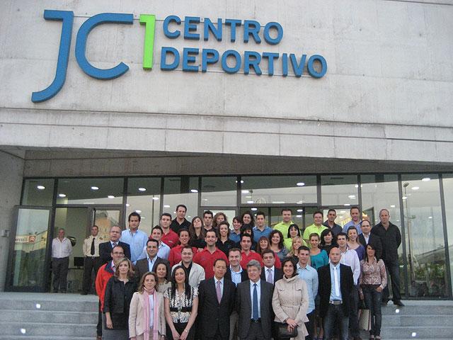El Alcalde inaugura en Juan Carlos I la nueva ciudad de los negocios y del deporte - 1, Foto 1