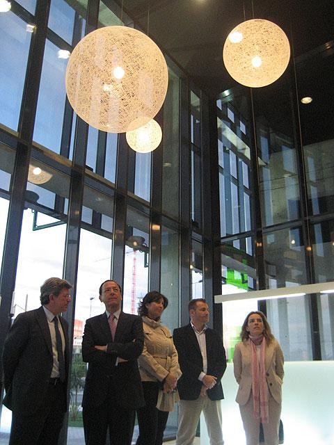 El Alcalde inaugura en Juan Carlos I la nueva ciudad de los negocios y del deporte - 4, Foto 4
