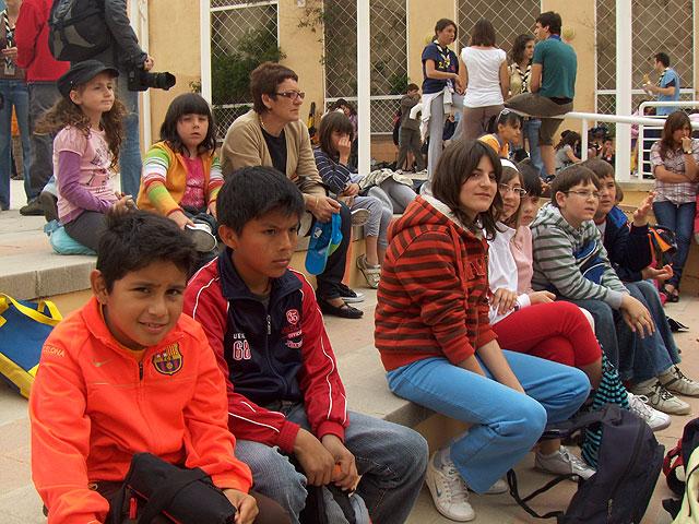 Un total de 33 niños y niñas de Totana, con edades comprendidas entre los 7 y 13 años, han participado en el Encuentro Regional de Scouts - 1, Foto 1