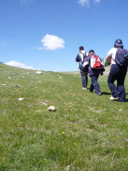 II jornadas de senderismo en Sierra Espuña - 3, Foto 3