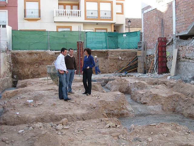 El Ayuntamiento de Puerto Lumbreras inicia las obras del nuevo edificio del Centro de la Tercera Edad 'Vicente Ruiz Llamas' en el que se invertirán más de 900.000 euros - 1, Foto 1