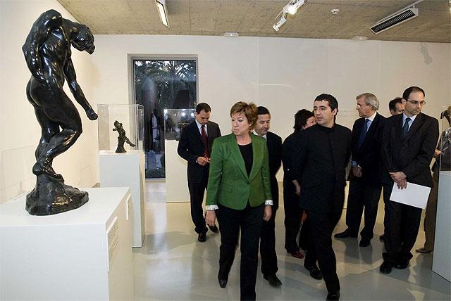 El Museo Regional de Arte Moderno abre su programa de grandes exposiciones con La era de Rodin - 1, Foto 1