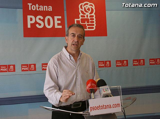 Los socialistas dicen que rechazan cualquier presión y apaño político para zanjar el tema del Tribunal de Cuentas - 1, Foto 1