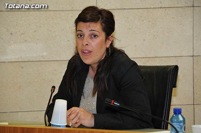 Trini Cayuela dice que el PP muestra su apoyo a las reivindicaciones de los trabajadores autónomos - 1, Foto 1