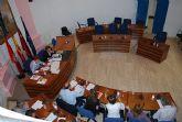 Los concejales de la oposición abandonan el Pleno municipal