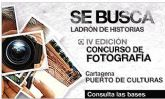 El alicantino Luis Talavera gana el IV Concurso de Fotografía de Cartagena Puerto de Culturas