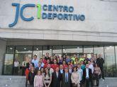 El Alcalde inaugura en Juan Carlos I la nueva 'ciudad de los negocios y del deporte'