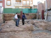 El Ayuntamiento de Puerto Lumbreras inicia las obras del nuevo edificio del Centro de la Tercera Edad 'Vicente Ruiz Llamas' en el que se invertirán más de 900.000 euros