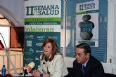 La II Semana de la Salud de Alcantarilla abrirá sus puertas el próximo miércoles 6 de mayo en el Jardín de la Constitución