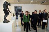 El Museo Regional de Arte Moderno abre su programa de grandes exposiciones con La era de Rodin