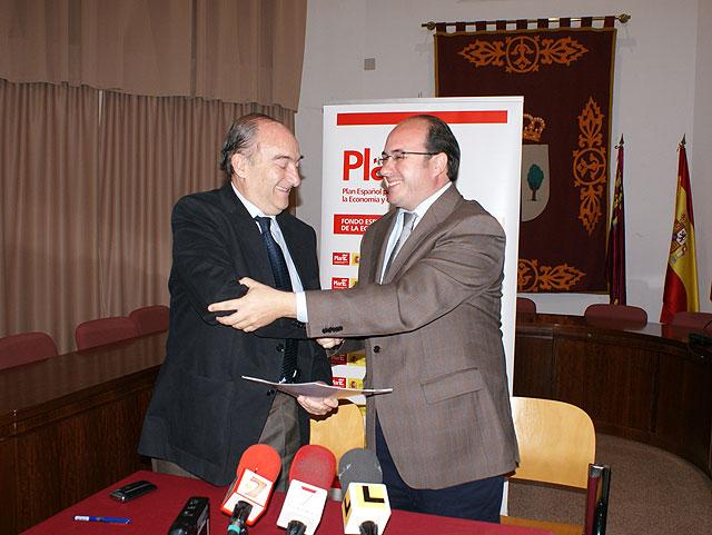 Puerto Lumbreras creará el Museo de la Ruta del Agua - 2, Foto 2