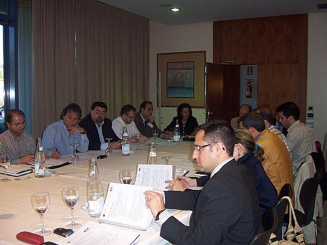 Totana participa en la Comisión Comarcal de Empleo integrada por los municipios de la comarca del Guadalentín, Foto 2