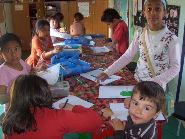 """Los niños y niñas de las edutecas """"Puzle"""", """"Alvag�n"""", """"Parch�s"""" y """"Colorines"""" celebran el """"D�a de la Tierra"""", Foto 3"""